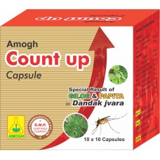 Amogh Count UP Capsule