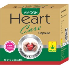Amogh Heart Care Capsules