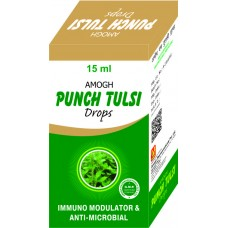 Amogh Punch Tulsi Drops